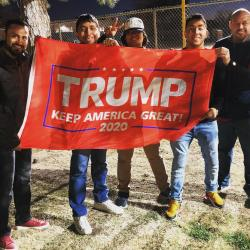 Outrage Over Photo of El Paso Gay Club Co-Owner at Trump Rally