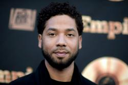 In this May 20, 2016 file photo, actor and singer Jussie Smollett