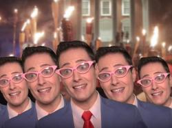Watch: Randy Rainbow Croons Over Trump's Love Affairs — with Dictators