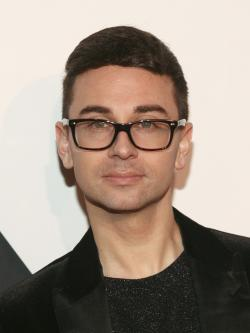 "Christian Siriano attends the season premiere of Bravo's ""Project Runway."""