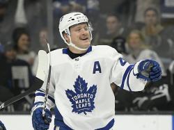 Maple Leafs foreward Morgan Rielly