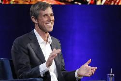 In this Feb. 5, 2019, photo, former Democratic Texas congressman Beto O'Rourke