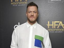 In this Nov. 4, 2018 file photo, Dan Reynolds, of Imagine Dragons