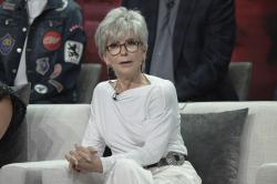 "In this July 29, 2018 file photo, Rita Moreno participates in the ""One Day at a Time"" panel during the TCA Summer Press Tour in Beverly Hills, Calif."