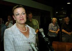 Attorney Freda Black