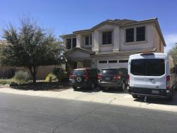 The home of Machelle Hobson in Maricopa, Ariz., is pictured on Wednesday, March 20, 2019
