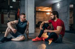 Gymtimidation is Real: Half of Americans Afraid to Work out Around Others