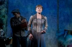 """Louise Pitre in """"Marie, Dancing Still"""" at Seattle's 5th Avenue Theatre through April 14."""