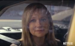 "Laura Linney in the trailer for ""Tales of the City."""