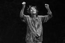 Glenda Jackson in 'King Lear.'