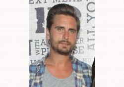 """Scott Disick at the """"Party Under The Stars"""" benefit in New York."""