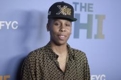 "Lena Waithe attends ""The Chi"" FYC Event at the Pacific Design Center in Los Angeles."