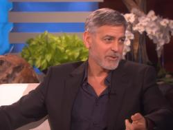 George Clooney stopped by 'Ellen' to talk about the boycott that helped bring about a halt to Brunei's plan to murder gays