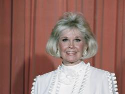 Doris Day in 1989