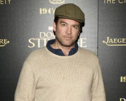 In this Nov. 1, 2016 file photo, Michael Weatherly