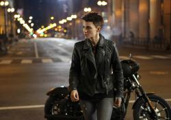 "Ruby Rose as Kate Kane from the upcoming series ""Batwoman."""