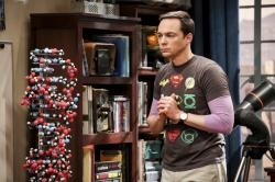 "Jim Parsons in a scene from the series finale of ""The Big Bang Theory."""