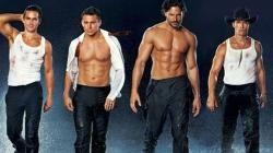 """A scene from the film """"Magic Mike."""""""