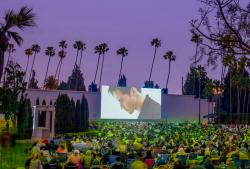 """The Matrix"" being screened at Cinespia."