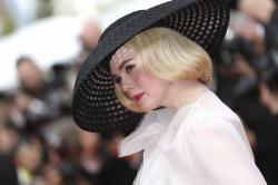 Cannes FIlm Festival Jury member Elle Fanning