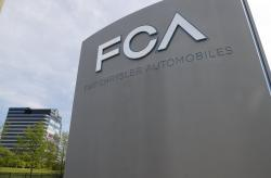 The Fiat Chrysler Automobiles world headquarters is shown in Auburn Hills, Mich., Monday, May 27, 2019