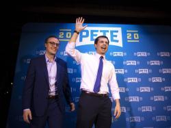Chasten Glezman Buttigieg and husband 'Mayor Pete' Buttigieg