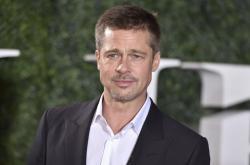 Brad Pitt, 2016