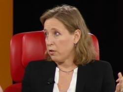 Susan Wojcicki, CEO of YouTube