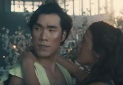 "Eugene Lee Yang in his ""I'm Gay"" video."