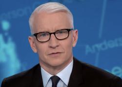 Anderson Cooper on CNN.