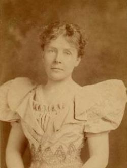 Rose Cleveland, pictured sometime before 1918
