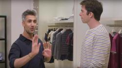 Tan France advises John Mulaney on dressing more youthful