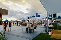 Offshore Rooftop & Bar at Navy Pier