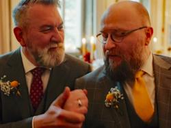 Watch: Gay Couple Have It Their Way When Burger King Turns Whoppers into Diamond Wedding Rings