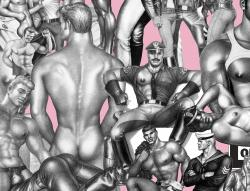 Flavor Paper Launches Tom of Finland Wallpaper