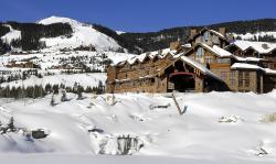Yellowstone Club near Big Sky, Mont.