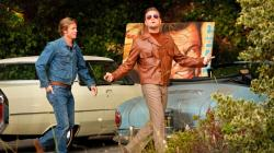 """Brad Pitt and Leonardo DiCaprio in """"Once Upon a Time... in Hollywood"""""""