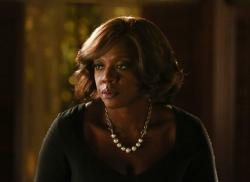 "Viola Davis appears in a scene from ""How To Get Away With Murder."""