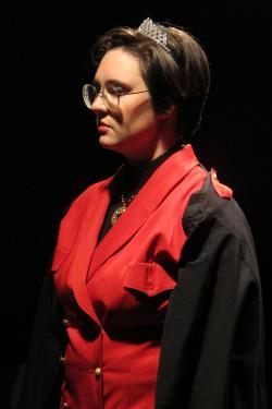 Kerstyn Desjardin as Queen Margaret