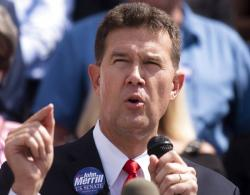 Sec. of State John Merrill announces his campaign for US Senate