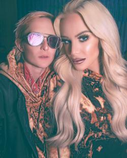 Nats Getty, left, and Gigi Gorgeous, right.