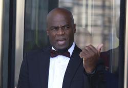 Former Nevada Senate Majority Leader Kelvin Atkinson