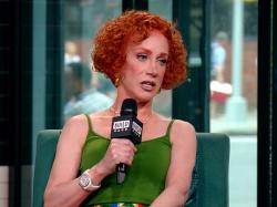 Kathy Griffin on 'The Build'