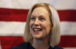 Democratic presidential candidate Sen. Kirsten Gillibrand, D-N.Y.
