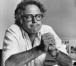 This Sept. 11, 1981 file photo shows Burlington, Vt., Mayor Bernie Sanders