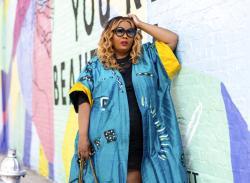 Fashion and lifestyle blogger Maui Bigelow.