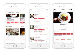 Dining Reservation OpenTable Moves Into Delivery