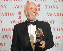 In this June 4, 1995 file photo, Harold Prince