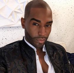 """Queer Eye"" star Karamo Brown"