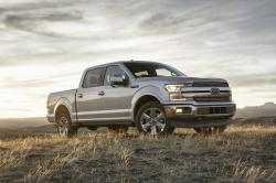 This undated photo provided by Ford shows the 2019 F-150